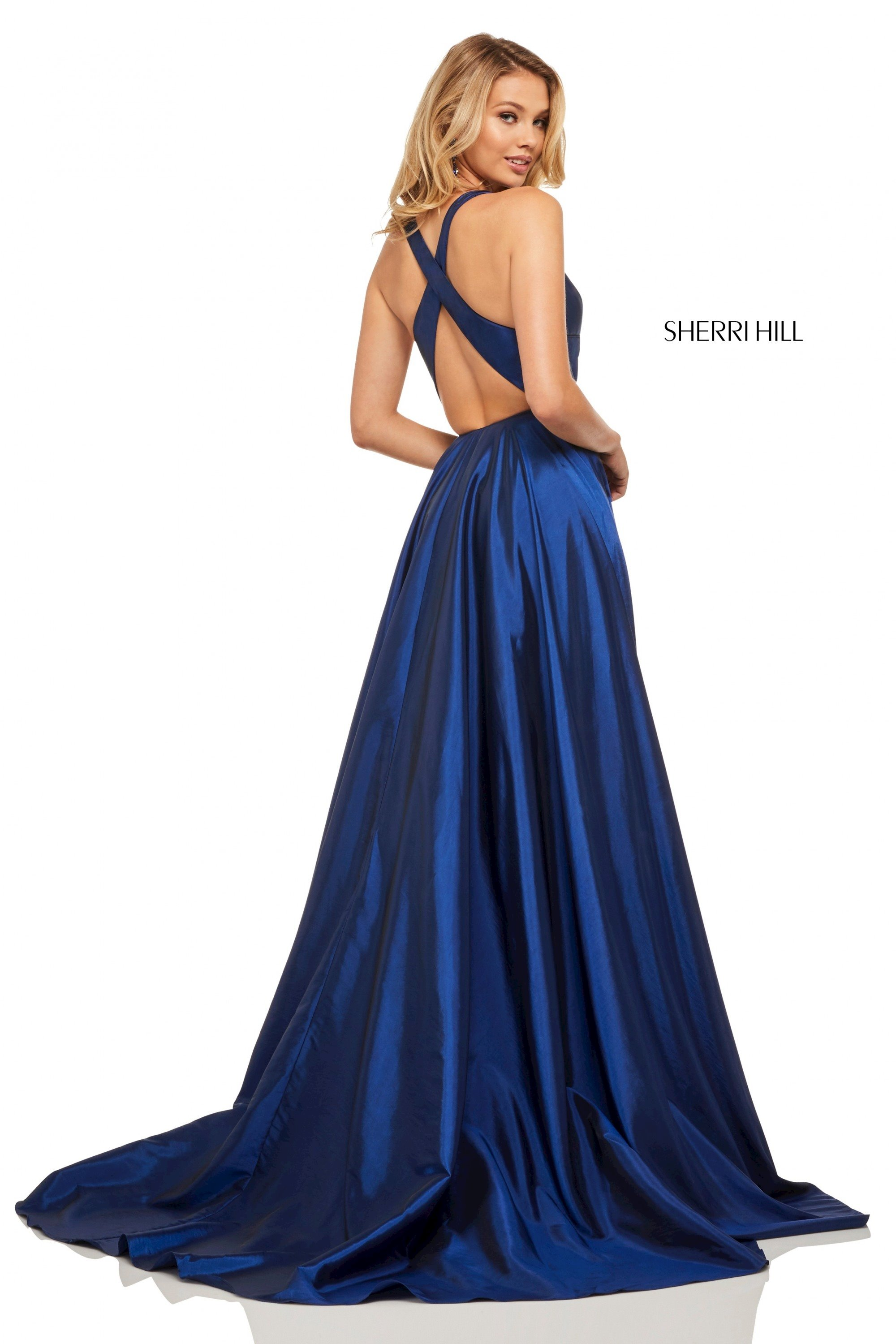 8251a584ef Sherri Hill 52923. Double tap to zoom