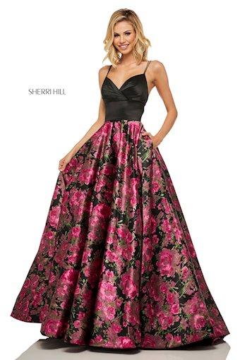Sherri Hill Style #52931