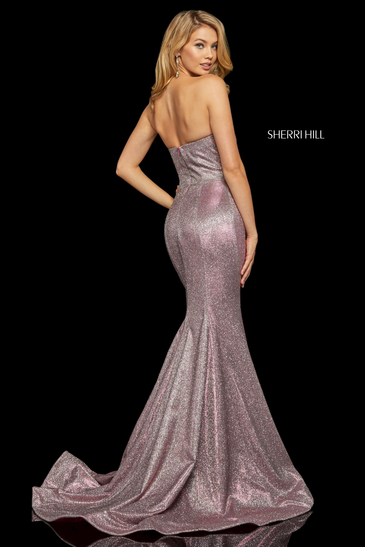 5b1f7552 Sherri Hill - 52954   After Five Fashion