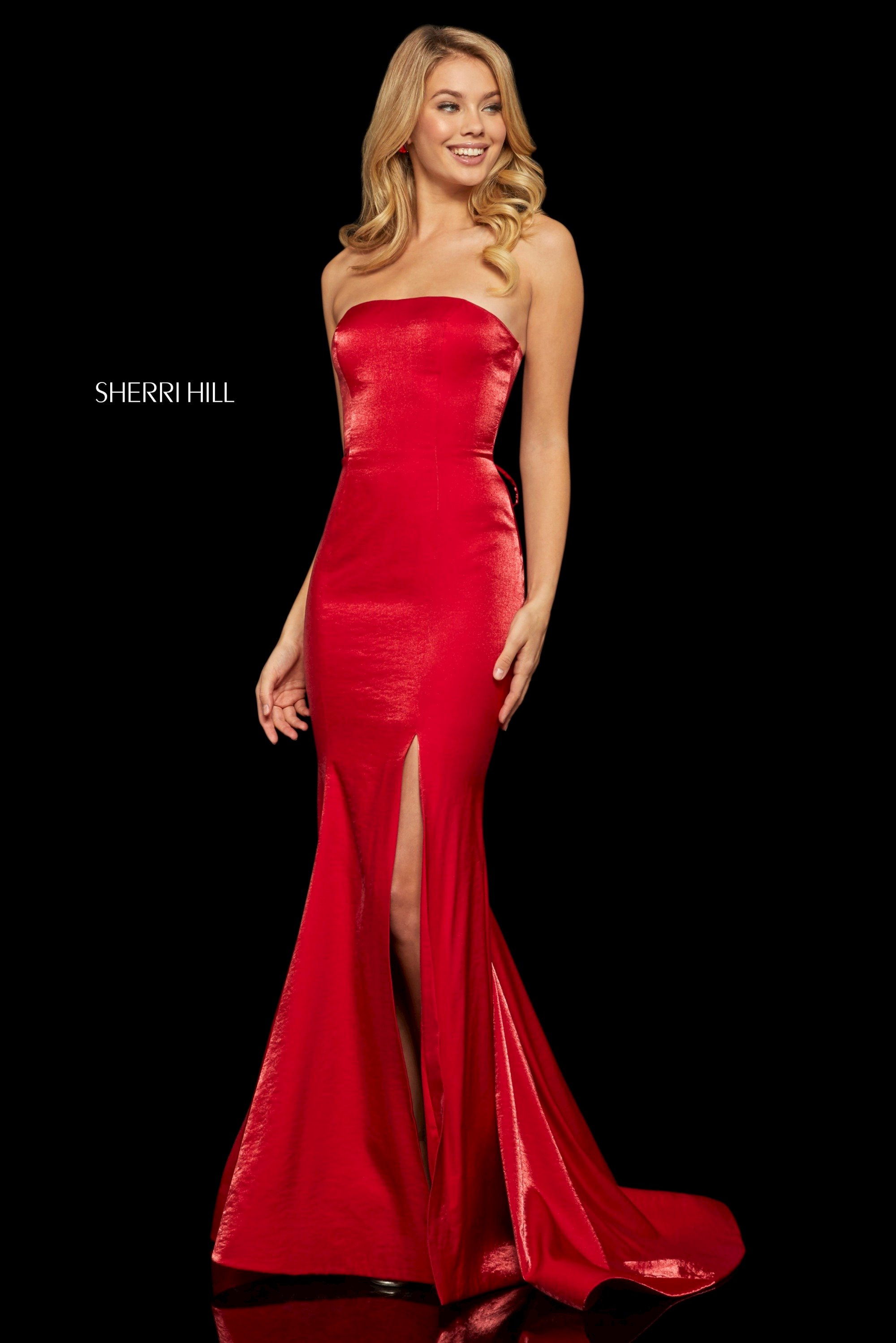 dcbbbb0040 Sherri Hill 52961. Double tap to zoom