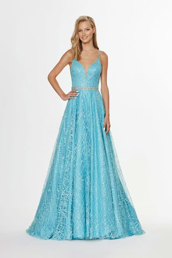 Angela and Alison Prom Dresses 91076