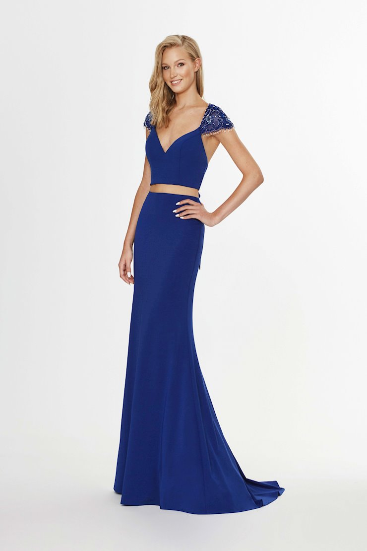 Angela and Alison Prom Dresses 91081