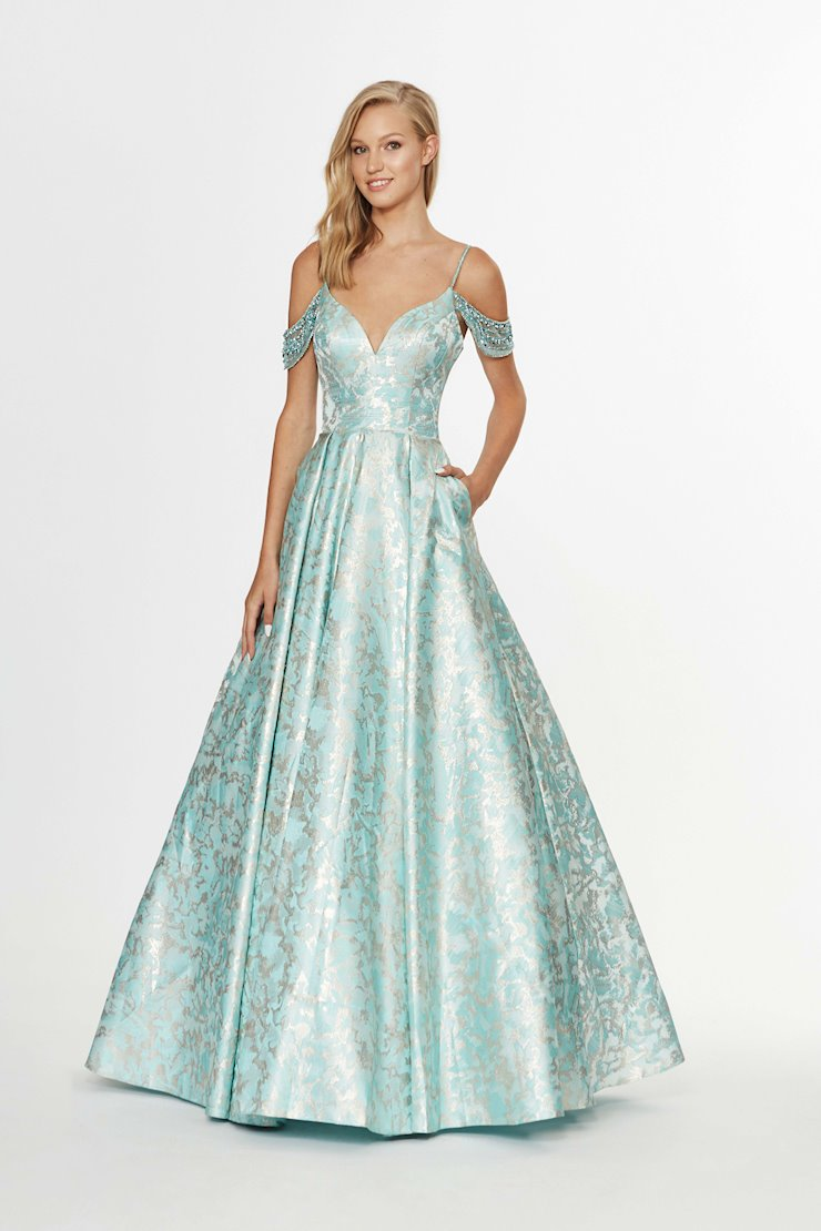 Angela and Alison Prom Dresses 91082