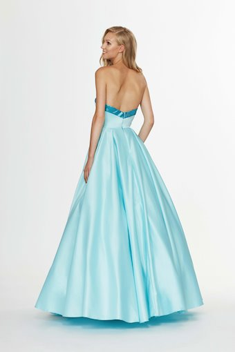Angela and Alison Prom Dresses 91092