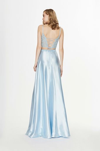 Angela and Alison Prom Dresses 91095