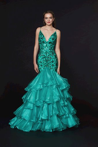 Angela and Alison Prom Dresses 91113