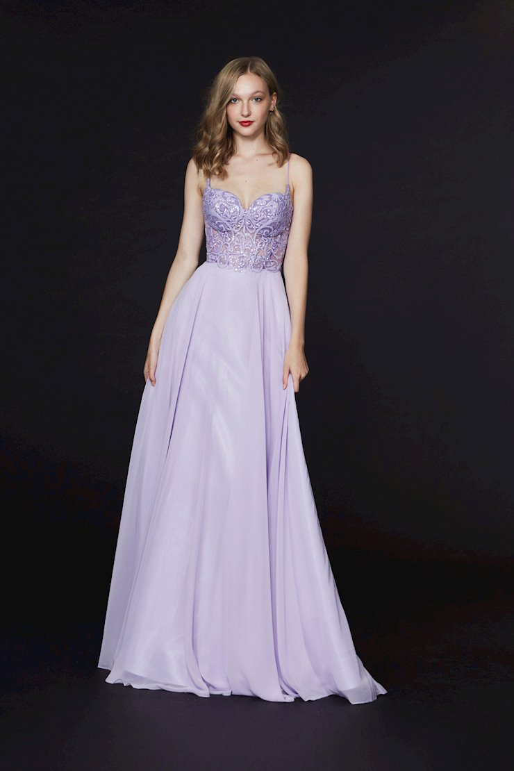 Angela and Alison Prom Dresses 91114