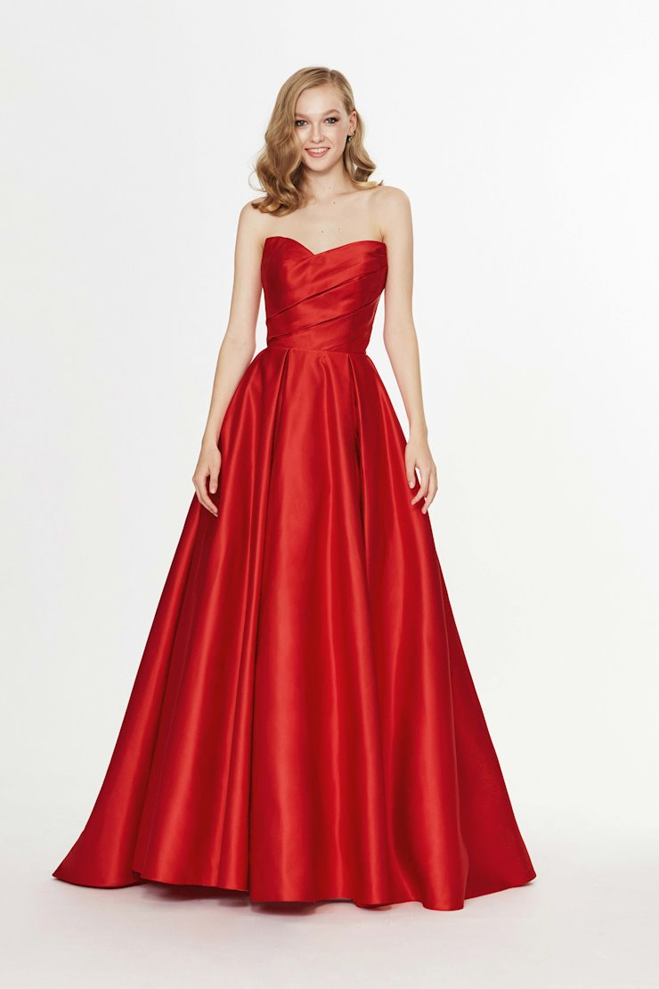 Angela and Alison Prom Dresses 91137