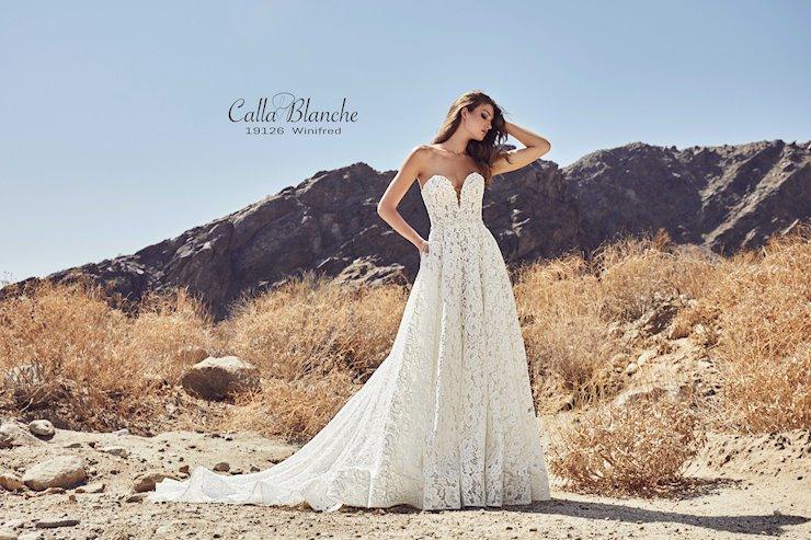 Calla Blanche Style #19126