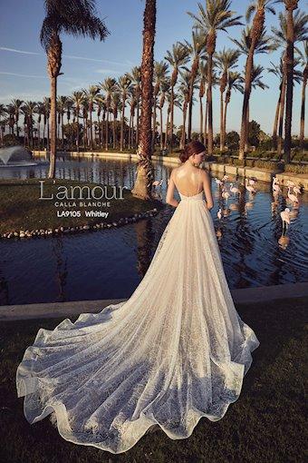 L'Amour by Calla Blanche Style No. LA9105