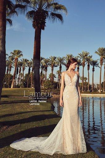 L'Amour by Calla Blanche Style No. LA9110