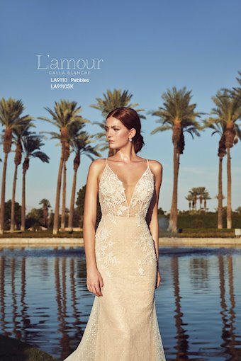 L'Amour by Calla Blanche Style #LA9110