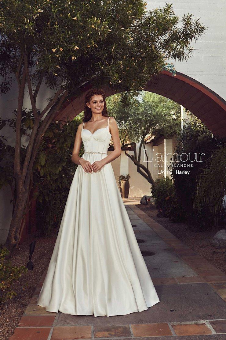 L'Amour by Calla Blanche Style No. LA9113
