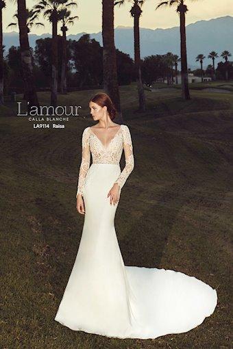 L'Amour by Calla Blanche LA9114
