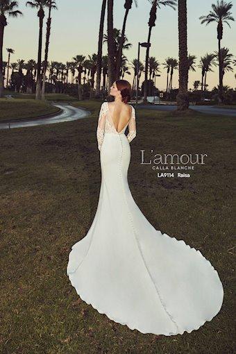 L'Amour by Calla Blanche Style #LA9114