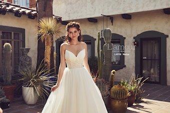 L'Amour by Calla Blanche Style No. LA9115