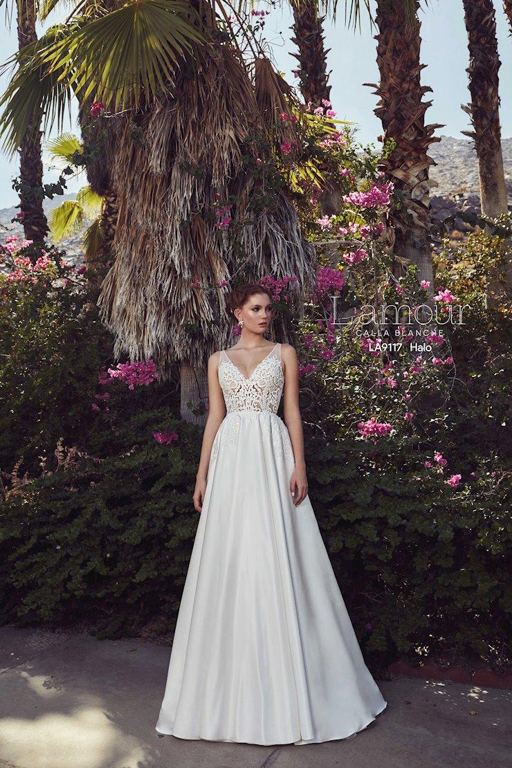 L'Amour by Calla Blanche Style No. LA9117
