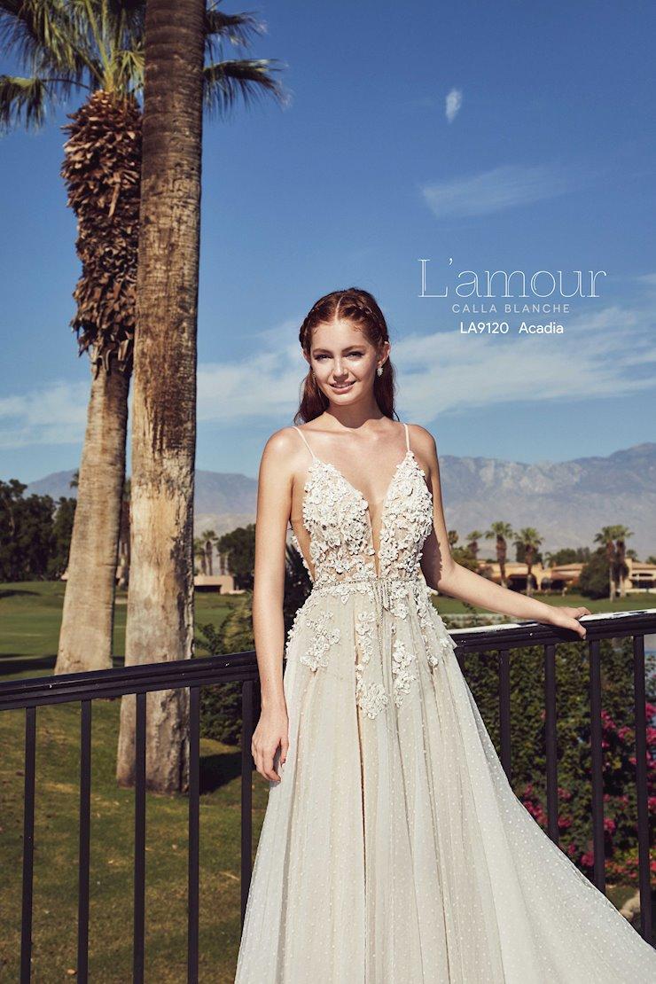 L'Amour by Calla Blanche Style No. LA9120