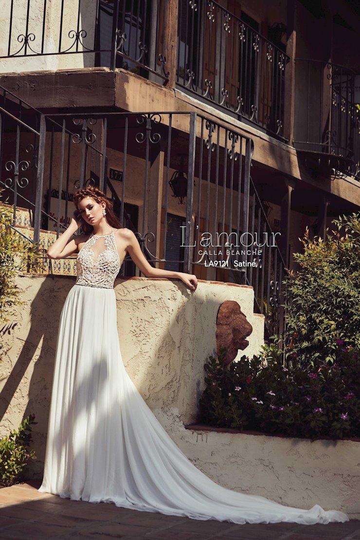 L'Amour by Calla Blanche Style No. LA9121