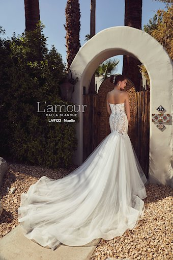 L'Amour by Calla Blanche Style #LA9122