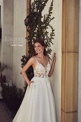 L'Amour by Calla Blanche LA9123