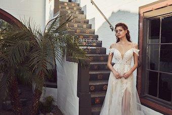 L'Amour by Calla Blanche Style No. LA9127