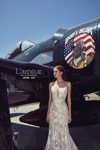 L'Amour by Calla Blanche LA9128