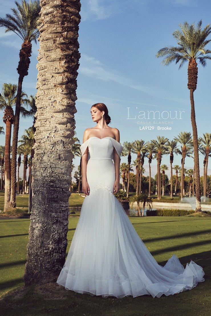 L'Amour by Calla Blanche Style No. LA9129