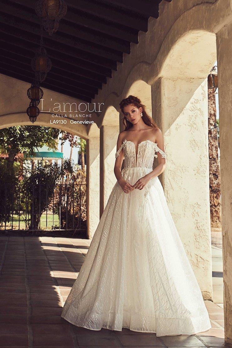 L'Amour by Calla Blanche Style No. LA9130