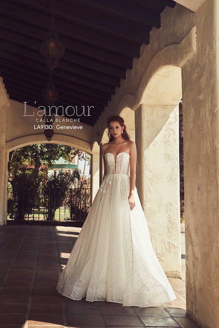 L'Amour by Calla Blanche LA9130