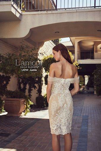 L'Amour by Calla Blanche Style No. LA9131