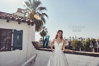 L'Amour by Calla Blanche Style LA9133