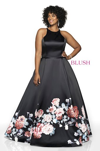 Blush Style #11136ZW