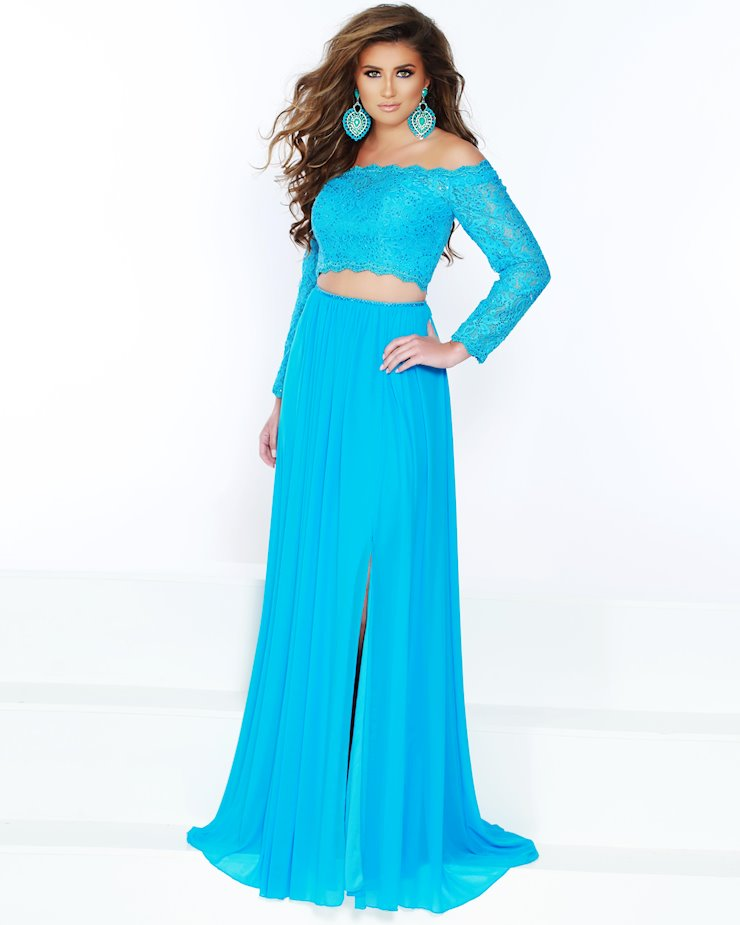 2Cute Prom Style #91050