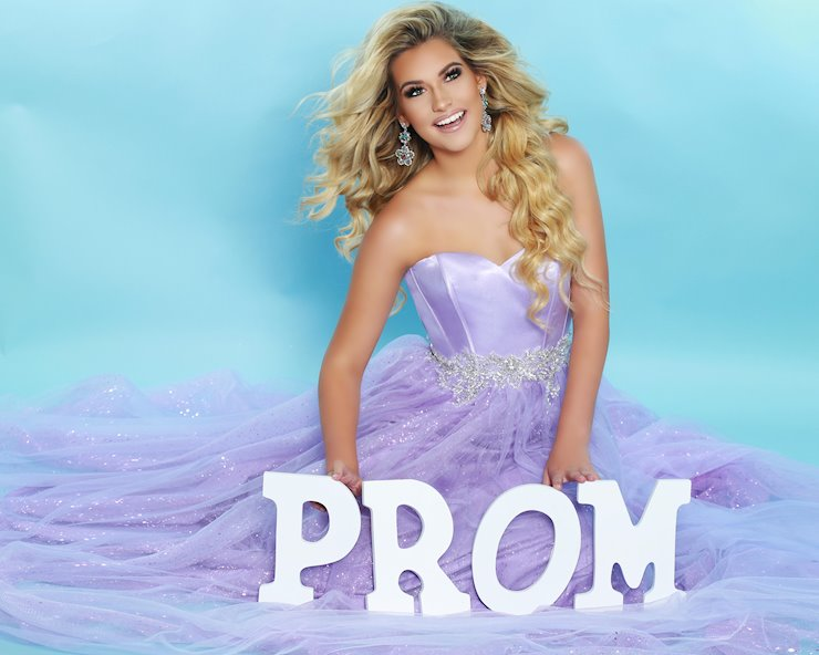 2Cute Prom Style 91537