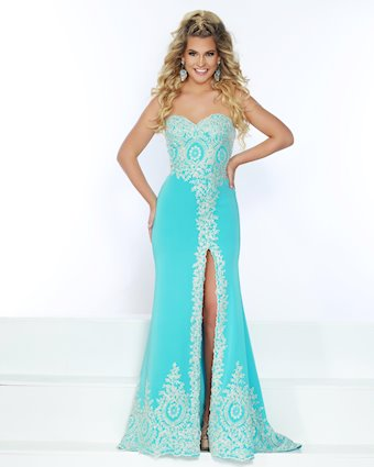 2Cute Prom Style 91586