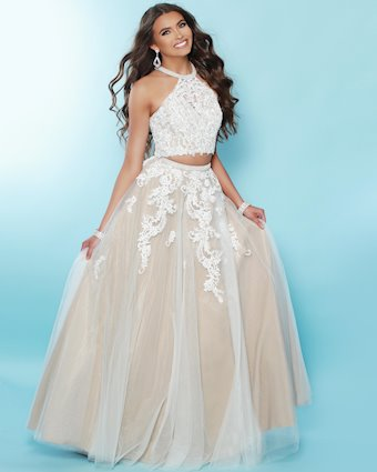 2Cute Prom Style #91607