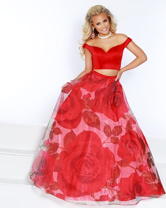 2Cute Prom Style #91608