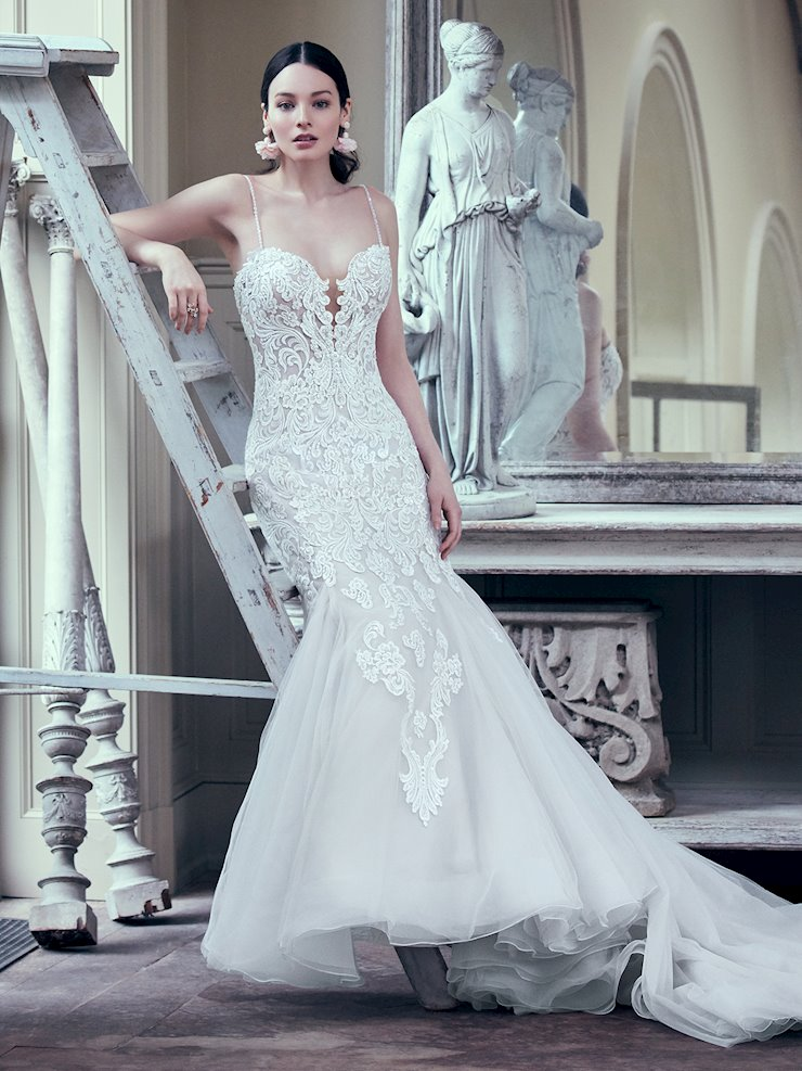Maggie Sottero Style #9MS023