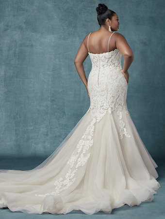 Maggie Sottero Style #9MS023AC
