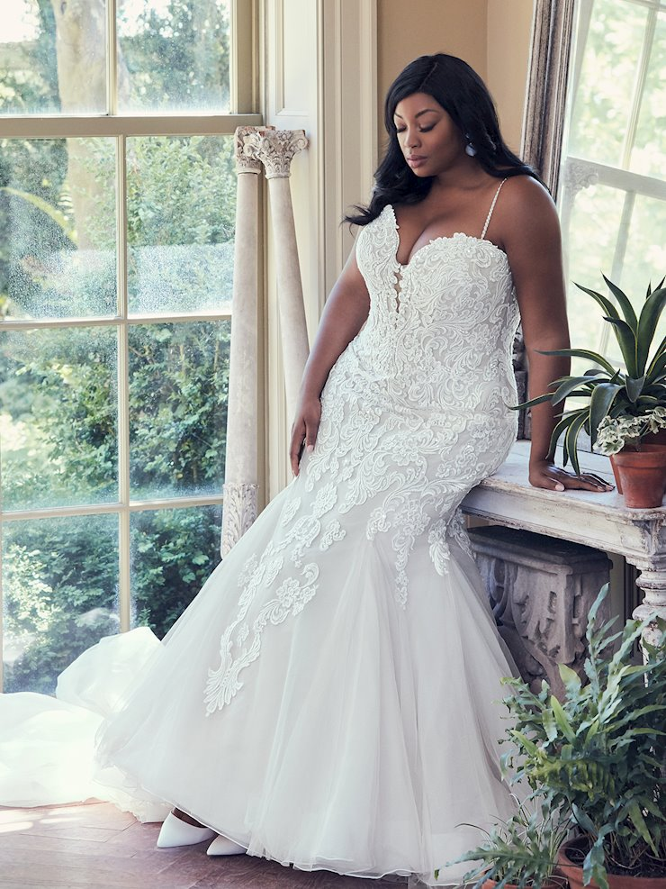 Maggie Sottero Style #9MS023AC Image