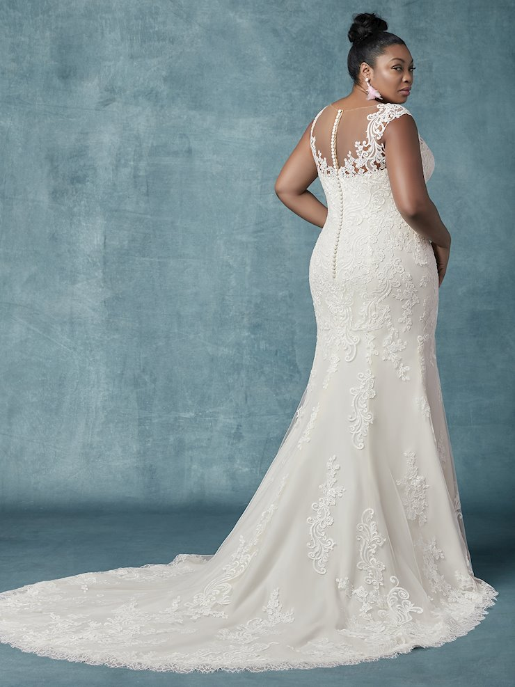 Maggie Sottero Style #9MS058AC