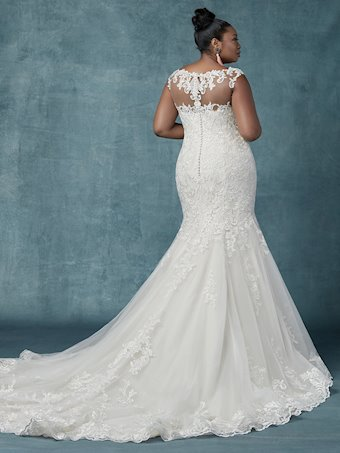 Maggie Sottero Style #9MS097AC