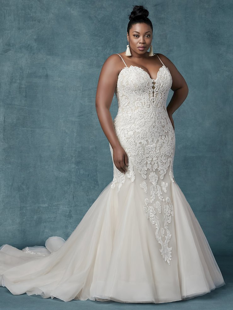 Maggie Sottero Style #Alistaire Lynette