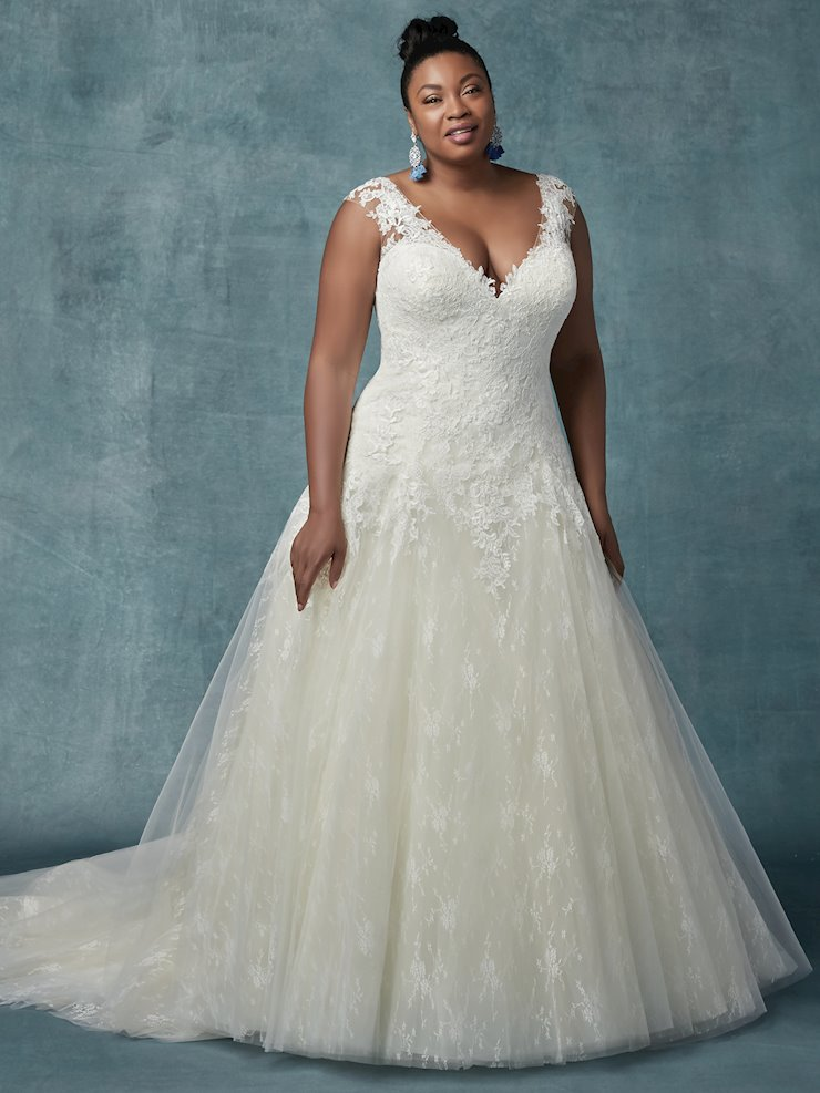 Maggie Sottero Style #Francette Image