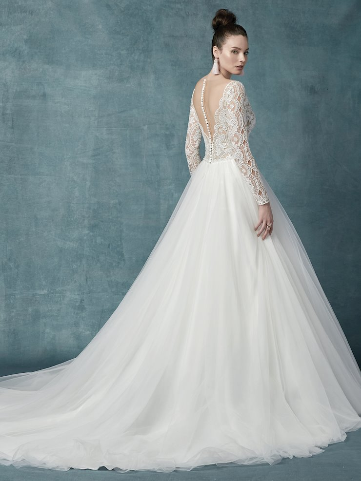 Maggie Sottero Style #Mallory