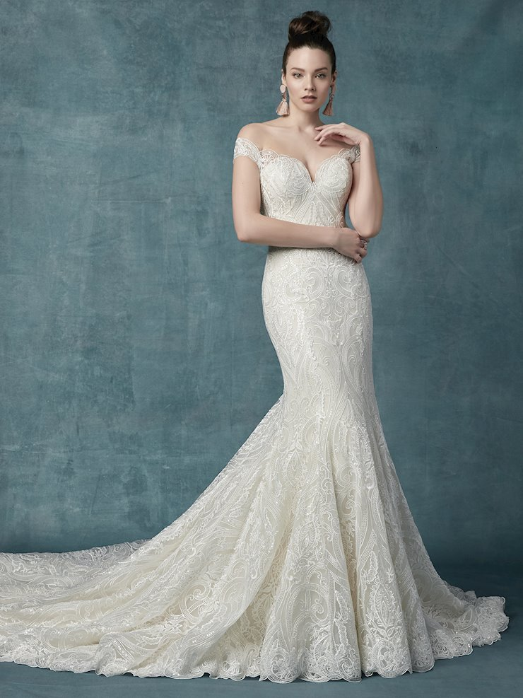 Maggie Sottero Style #Sabra  Image