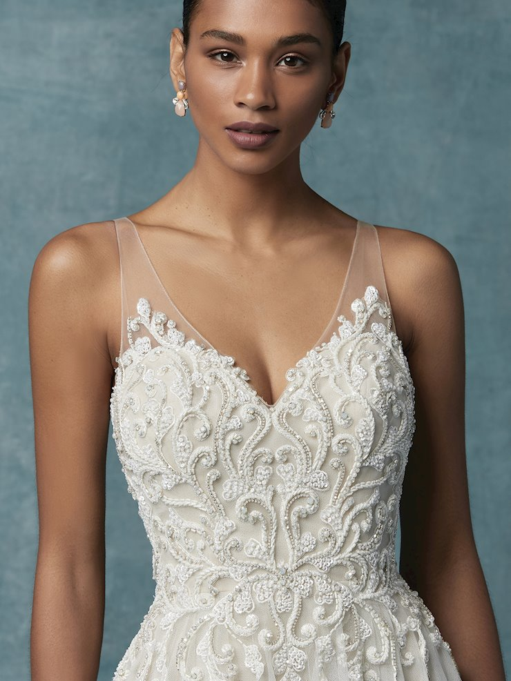 Maggie Sottero Style #Seeley