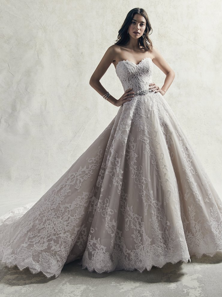 Sottero & Midgley Bridal 9SC049