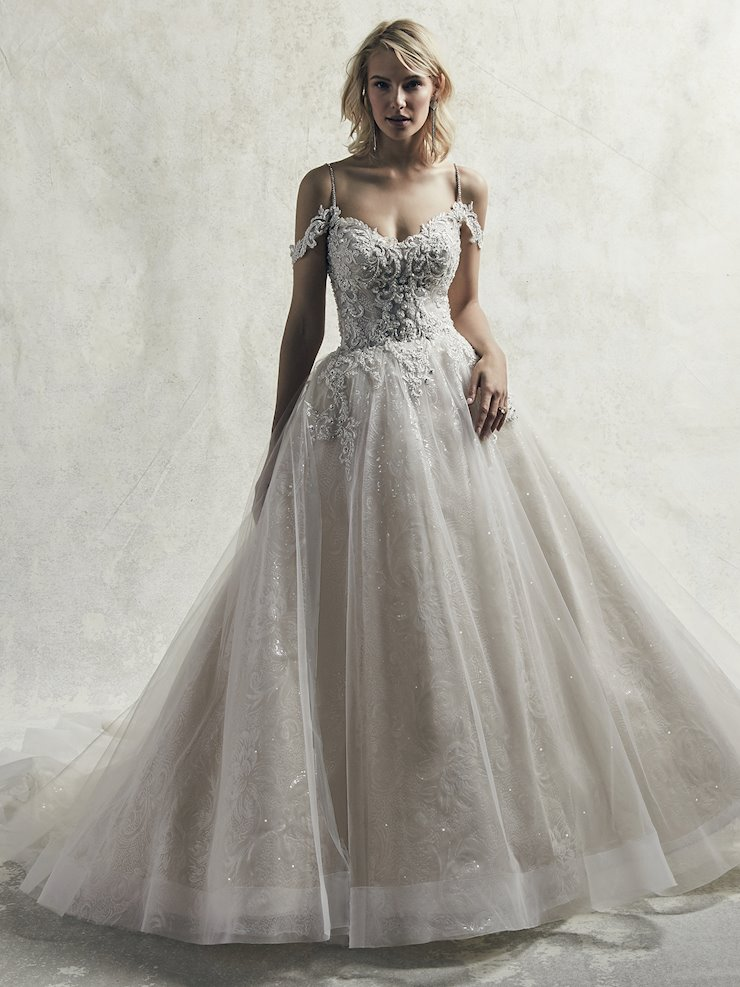 Sottero & Midgley Bridal 9SW084